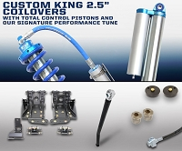 2011-2016 F250 & F350 6.7L 4WD Carli Suspension 2.5