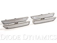 2010-2014 Mustang Diode Dynamics LED Side Marker Kit (Clear)
