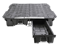 2009-2016 F250 & F350 DECKED Truck Bed Organizer (6-3/4ft Bed)