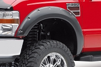 2008-2010 F250 & F350 EGR Bolt-On Fender Flares