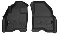 2015-2018 Explorer Husky WeatherBeater Front Floor Mats (Black)