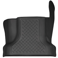 2011-2016 F250 & F350 Husky X-Act Contour Center Hump Floor Mat (Black)