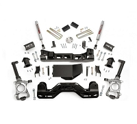 2009-2010 F150 4WD Rough Country 4 Inch Lift Kit