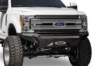 2017-2019 F250 & F350 ADD Stealth Fighter Winch Front Bumper