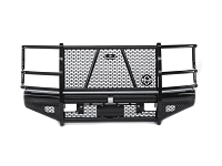 2017-2019 F250 & F350 Ranch Hand Legend Front Bumper (Without Cut-Out for Camera)