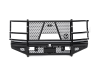 2017-2019 F250 & F350 Ranch Hand Legend Front Bumper (w/ Cut-Out for Camera)