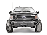 2018-2019 F150 Fab Fours Vengeance Front Bumper