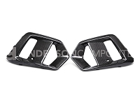 2016-2018 Focus RS Anderson Composites Carbon Fiber Fog Light Surrounds