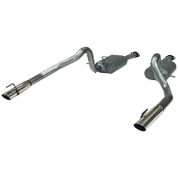 1999-2004 Mustang GT / Mach 1 Flowmaster American Thunder Exhaust System (Stainless)