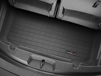 2011-2017 Explorer WeatherTech Cargo Liner (Behind 3rd Row) - Black