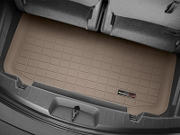 2011-2017 Explorer WeatherTech Cargo Liner (Behind 3rd Row) - Tan