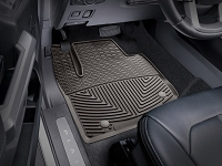 2017-2019 F250 & F350 WeatherTech All-Weather Front Floor Mats - Cocoa