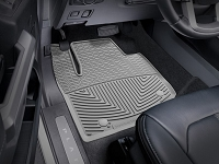 2017-2019 F250 & F350 WeatherTech All-Weather Front Floor Mats - Gray