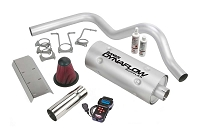 2006-2012 Class-C Motorhome E-450 6.8L V10 Banks Stinger System - Air Intake/Tuner/Exhaust