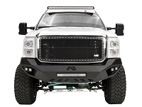 2011-2016 F250 & F350 Fab Fours Vengeance Series Front Bumper