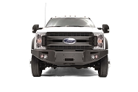 2017-2019 F450 & F550 Fab Fours Premium Winch-Ready Front Bumper