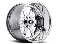 1999-2019 F250 & F350 Fuel Forged FF09 22x10 Wheel - Polished