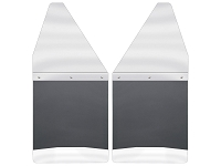 1980-2019 F150 / F250 & F350 Husky Kick Back Rear Mud Flaps (12