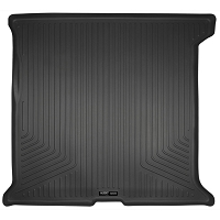 2007-2016 Ford Expedition Husky WeatherBeater Long Cargo Liner (Black)
