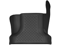 2017-2019 F250 & F350 Husky X-Act Contour Center Hump Floor Mat (Black)