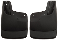 2004-2010 F250 & F350 Husky Front Mud Guards (Fits w/ OE Fender Flares)