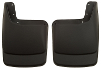 2004-2010 F250 & F350 Husky Rear Mud Guards (Fits w/ OE Fender Flares)