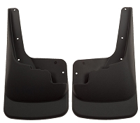 2008-2010 F250 & F350 Husky Front Mud Guards (w/o OE Fender Flares)