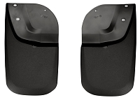2011-2016 F250 & F350 Husky Mud Guards (Rear)