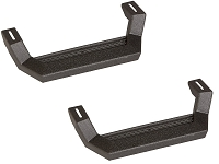 Lund Rock Rails Short Steps - Pair (Lund Rock Rails Only)