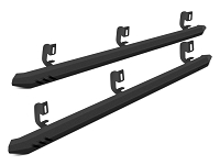 2015-2019 F150 & Raptor SuperCrew Lund Rock Rails Modular Rock Guards