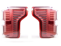 2015-2017 F150 Morimoto XB LED Taillights (Red)