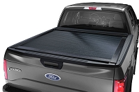 2017-2019 F250 & F350 Short Bed Pace Edwards Switchblade Metal Retractable Tonneau Cover