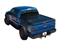 2004-2014 F150 & Raptor 5.5Ft Bed Pace Edwards Bed Locker Electric Rectractable Tonneau Cover w/ Explorer Rails