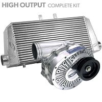 2009-2010 F150 5.4L ProCharger High Output Intercooled P1SC Kit (8-9 PSI)