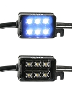 1999-2016 F150/F250/F350 Recon High-Powered  LED Bed Rail Light Kit