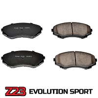 2013-2016 Explorer Power Stop Z23 Evolution Sport Front Brake Pads (13.86