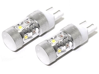 2004-2014 F150 Putco Plasma LED 3157 Switchback Front Turn Signal Bulbs (Pair)