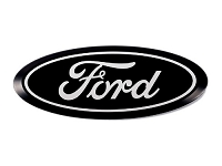 2015-2017 F150 Putco Black Ford Emblem (Front Only)