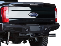2017-2019 F250 & F350 ADD Honey Badger Rear Bumper (With Backup Sensors)