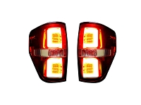 2009-2014 F150 & Raptor Recon OLED Red Taillights