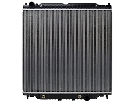 2005-2007 F250 & F350 Mishimoto Diesel Radiator Replacement