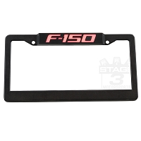 Recon F150 Billet LED Illuminated License Plate Frame