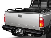 1999-2007 F250 & F350 Ranch Hand Legend Series Rear Bumper w/ Lights