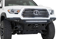 2016-2020 Tacoma ADD Offroad Honeybadger Winch Front Bumper