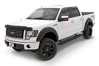 2009-2014 F150 Lund Elite Series Fender Flares - Rivet Style (4pc)