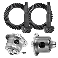 2011-2019 F150 4WD Stage 3's Ultimate 4.11 Gear & Differential Package