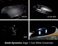 2015-2017 Mustang Diode Dynamics LED Conversion Kit
