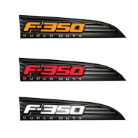 2011-2016 F350 Recon Illuminated Side Emblems