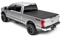 2017-2019 F250 & F350 Short Bed TruXedo Sentry Hard Roll-Up Tonneau Cover