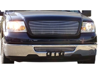 06-08 F150 T-Rex Billet Lower Bumper Overlay Grille (Polished)